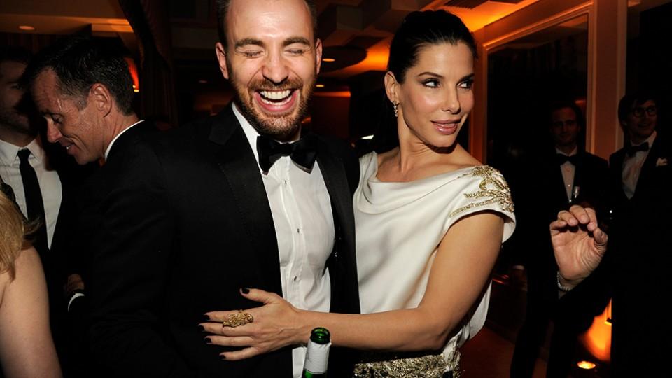 Sandra-Bullock-Chris-Evans-Maybe-Couple