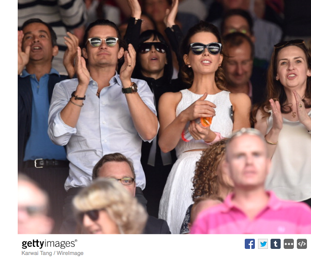 Kate-Beckinsale-Orlando-Bloom-Wimbledon