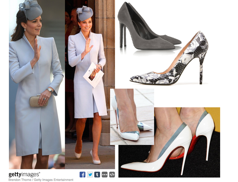 1c14ccd7952 The 20 Times Kate Middleton Needed a Better Shoe - The Dress DownThe ...