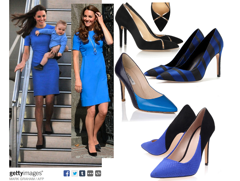The 20 Times Kate Middleton Needed A Better Shoe The