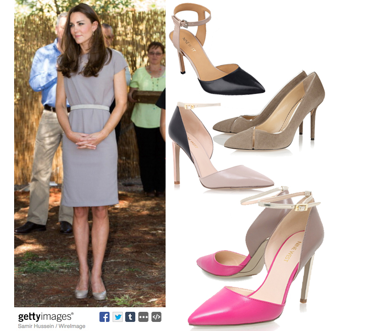 christian louboutin kate middleton