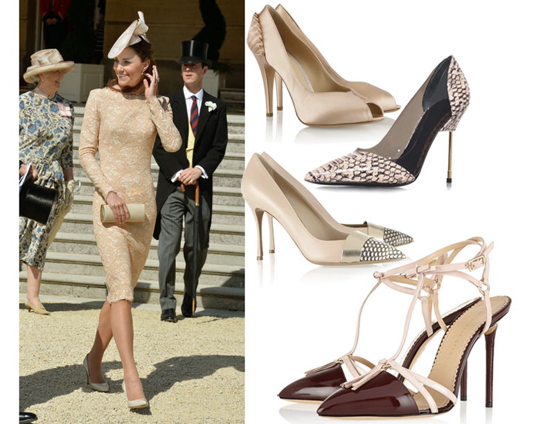 e5ce3be2b4 The 20 Times Kate Middleton Needed a Better Shoe - The Dress DownThe ...