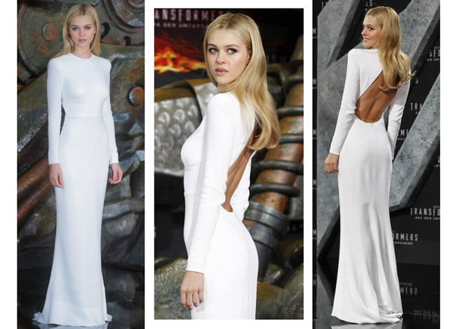 Nicola Peltz: Transformers\' Style Star Ascendant. - The Dress ...