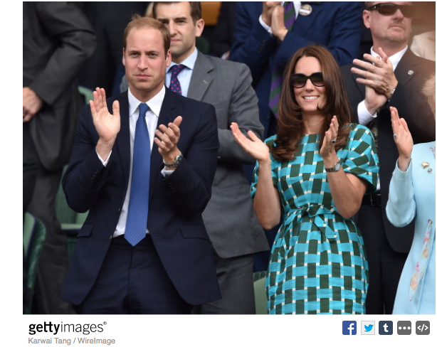 kate-William-Wimbledon-men's-singles-final-2014