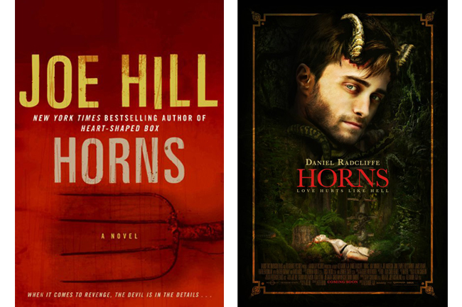 Books-Horns