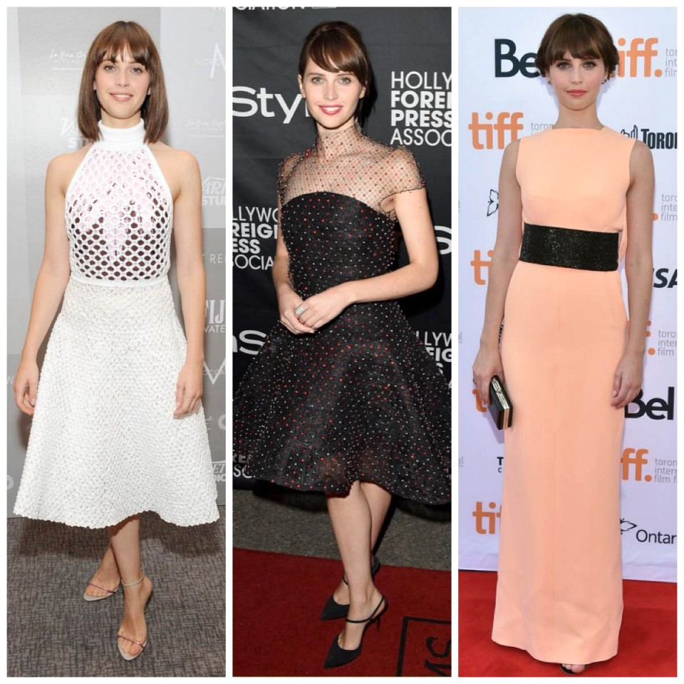 Felicity-Jones-TIFF-Fashion-Toronto-Film