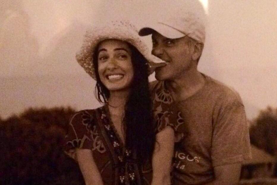 George-Clooney-Wedding-Portrait-Amal-Alamuddin