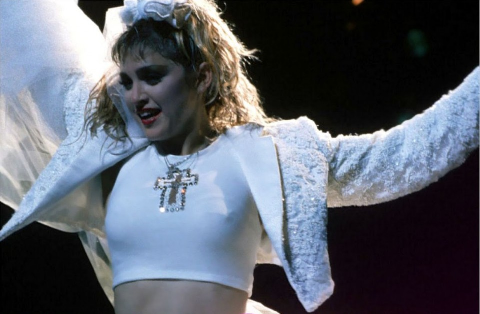 Madonna-Virgin-Tour