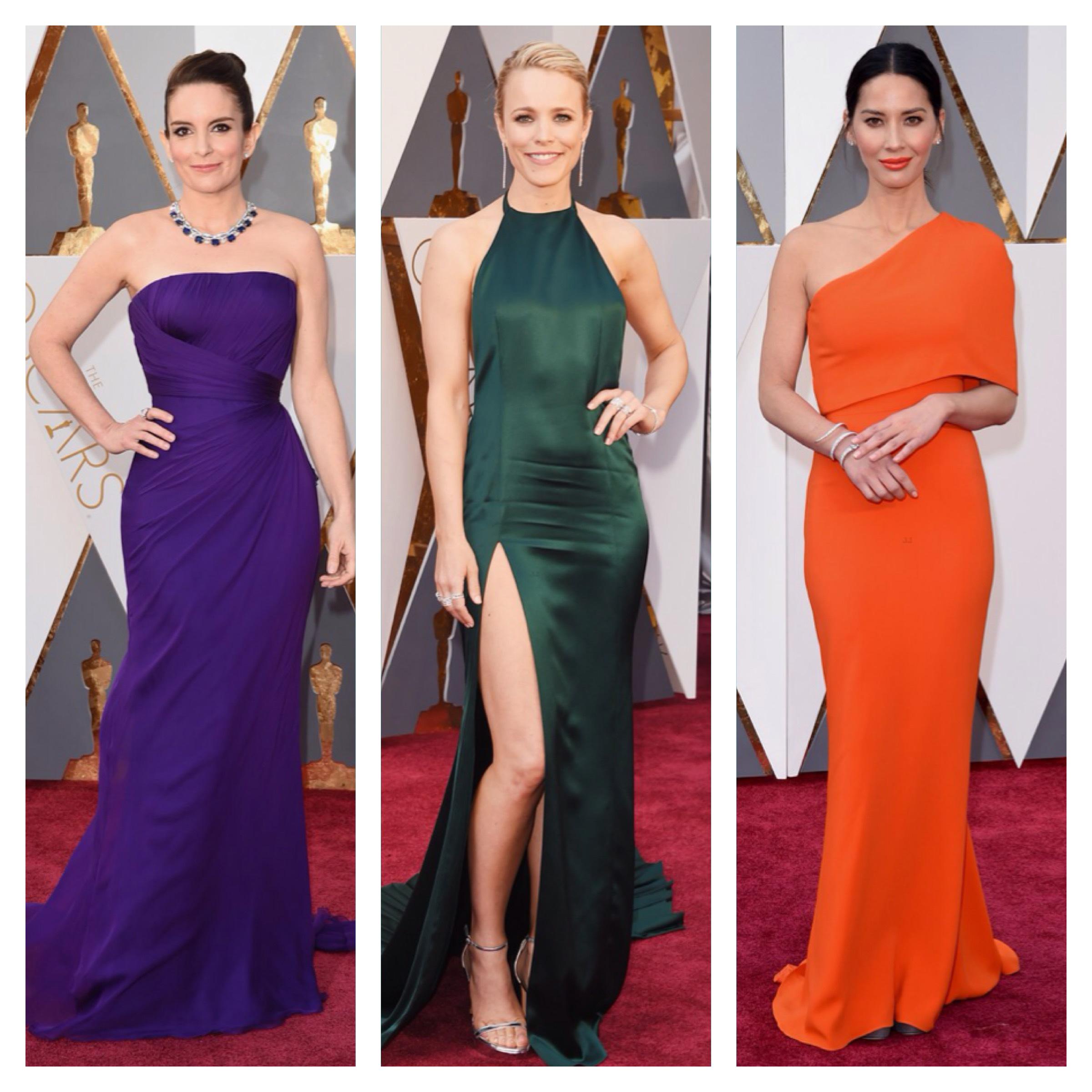 2016 Oscars The Bold And Beautiful