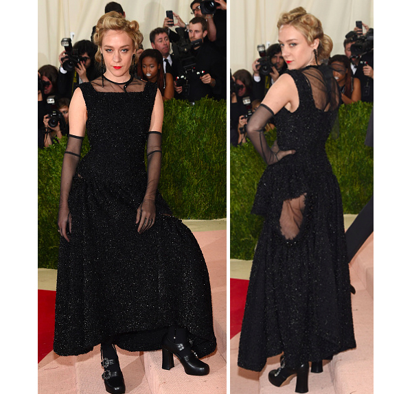 Dress-Down-2016MetGala-Red-Carpet-Chloe-Sevigny-Simone-Rocha